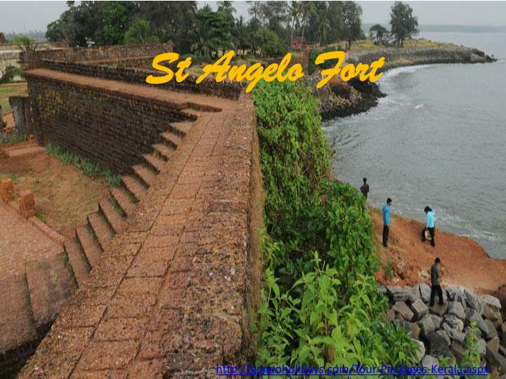 St Angelo Fort