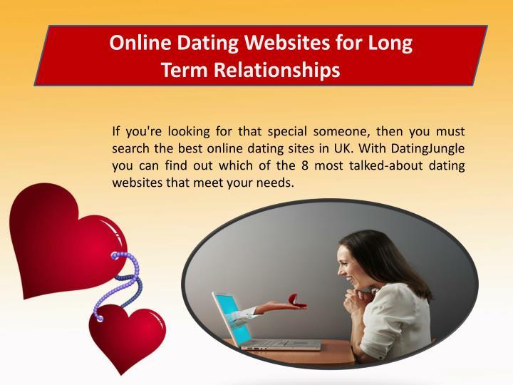 Online Dating Websites for Long