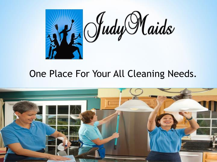 One Place For Your All Cleaning Needs.
