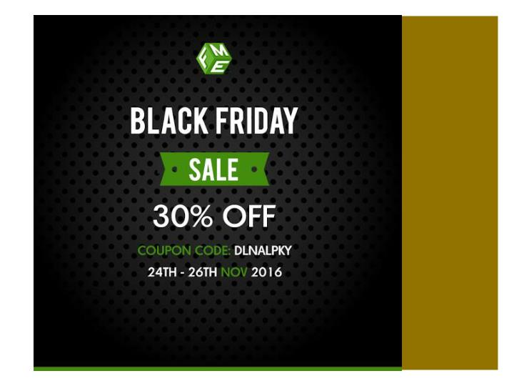 Black friday sales 2016 onprestashop modules and services