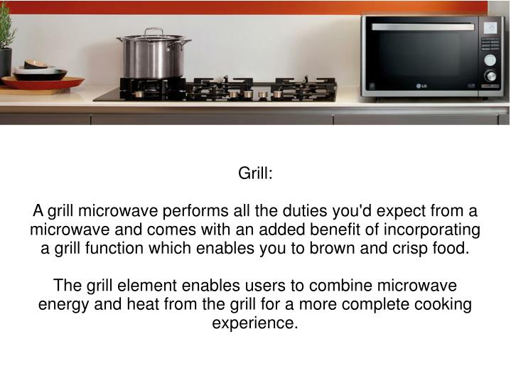 Grill: