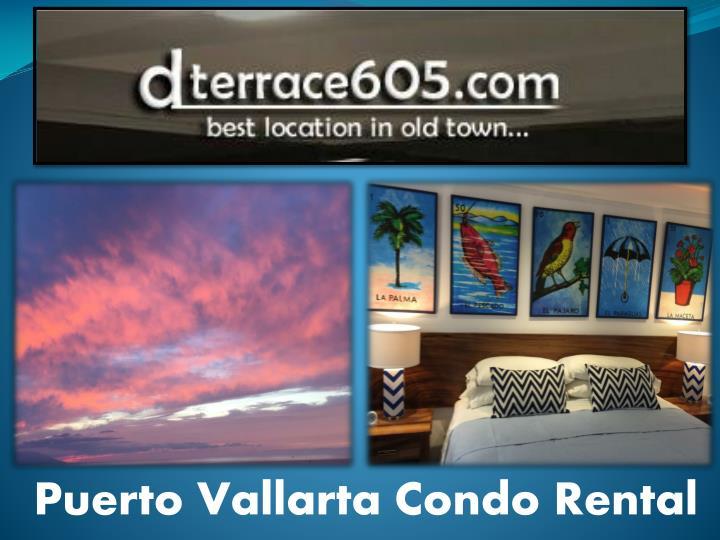 Puerto Vallarta Condo Rental