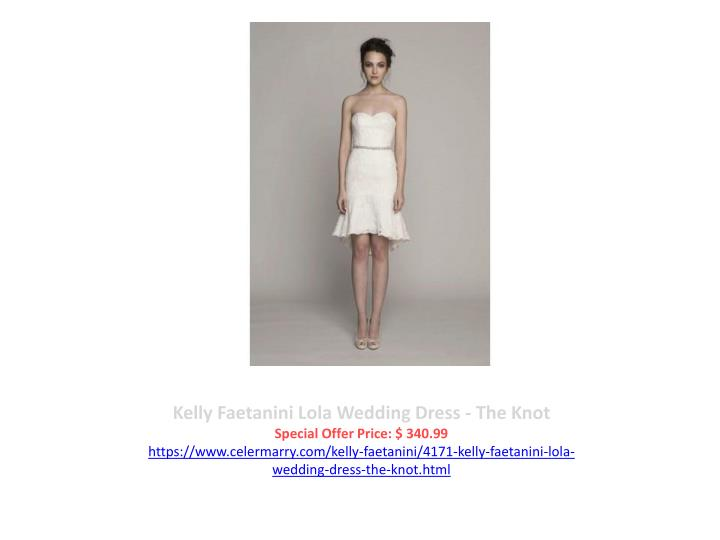 Kelly Faetanini Lola Wedding Dress - The Knot