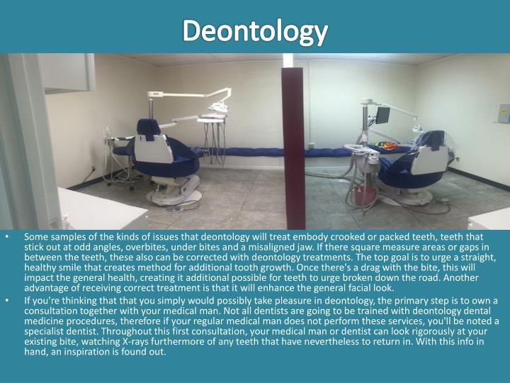 D eontology