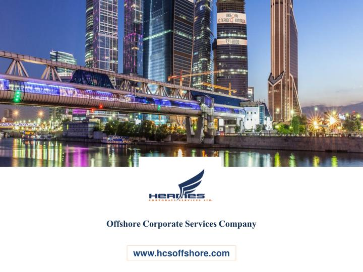 Offshore Corporate Services Company