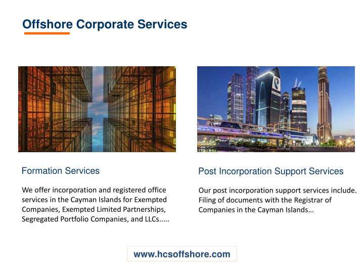 Offshore Corporate Services