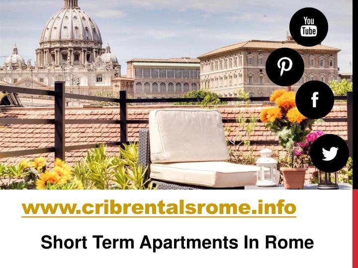 www.cribrentalsrome.info