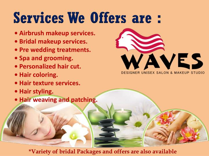 Services We Offers are :