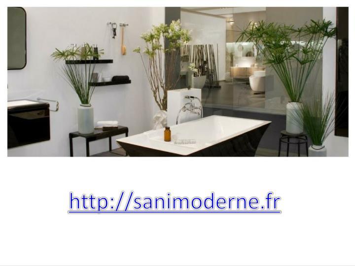 http://sanimoderne.fr