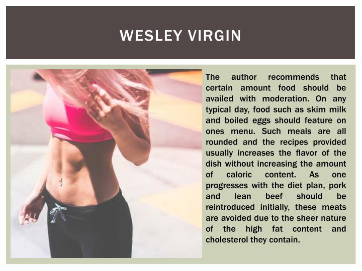Wesley Virgin