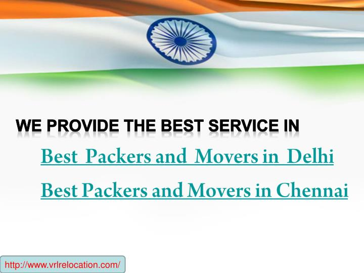 We provide the best Service in