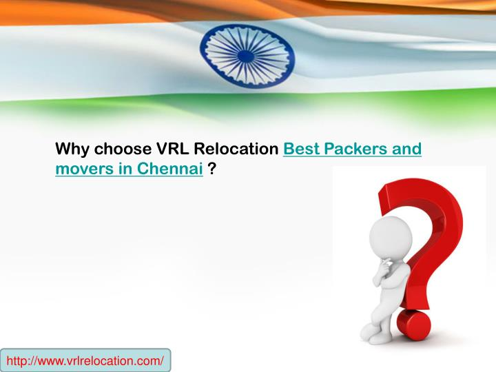 Why choose VRL Relocation