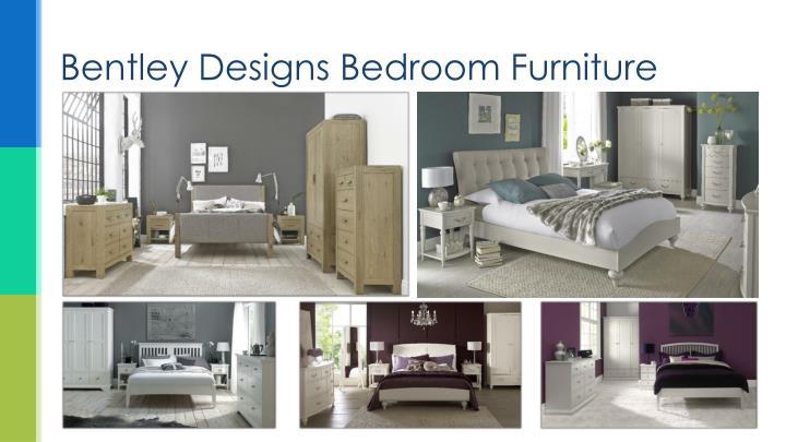 Bentley designs bedroom furniture