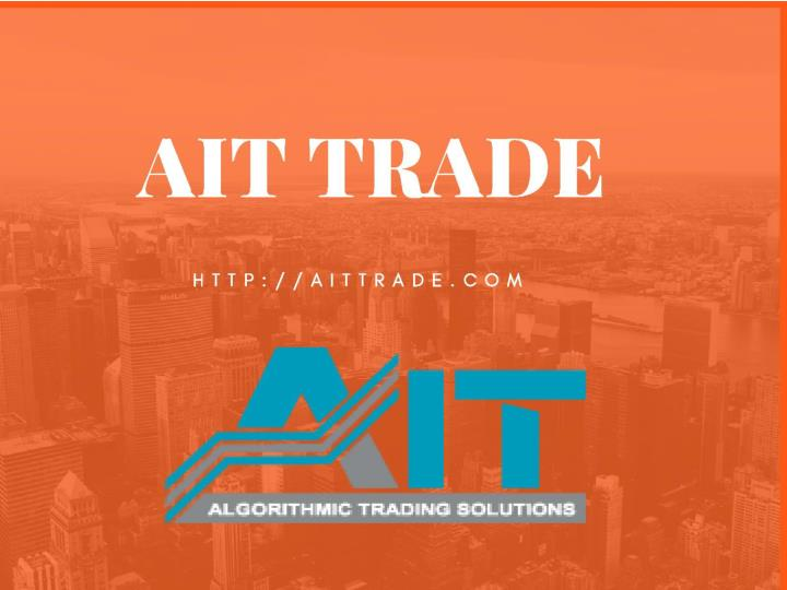 Make use of the artificial intelligence to do trading for you