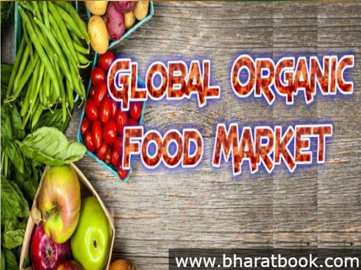 Global organic food market