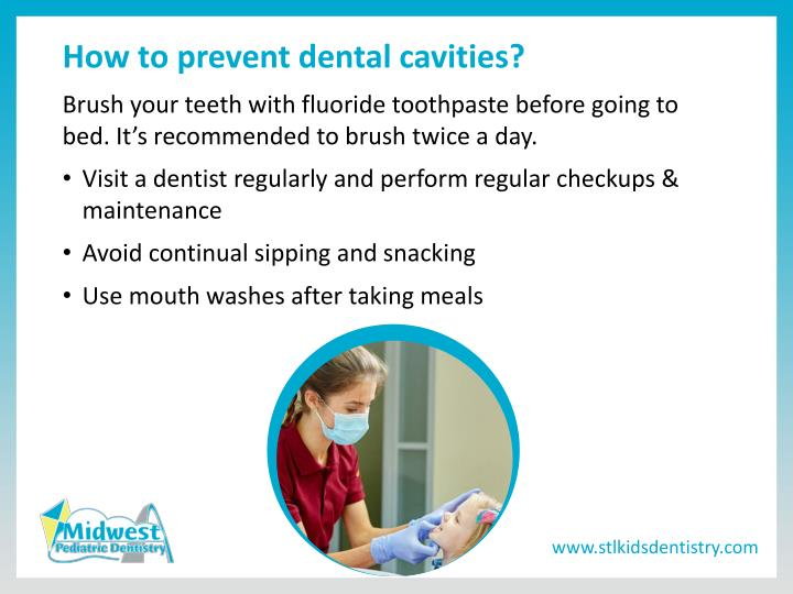 How to prevent dental cavities?