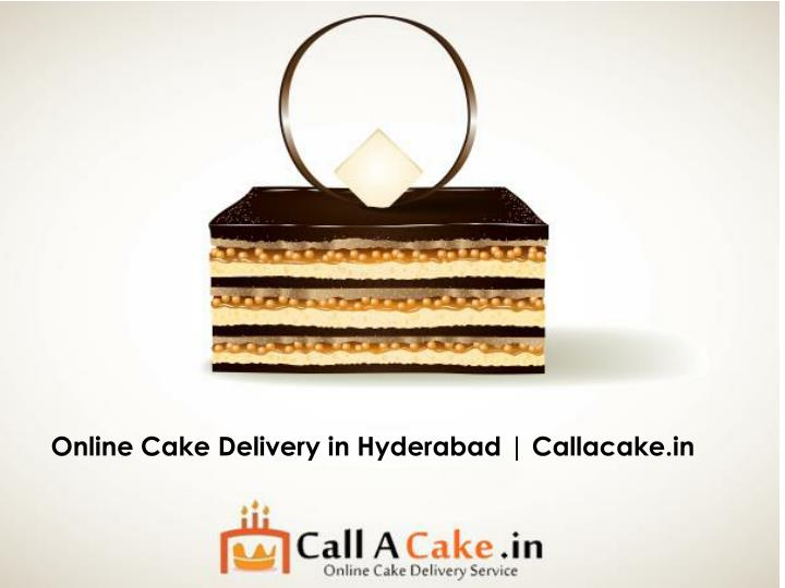 Online Cake Delivery in Hyderabad | Callacake.in