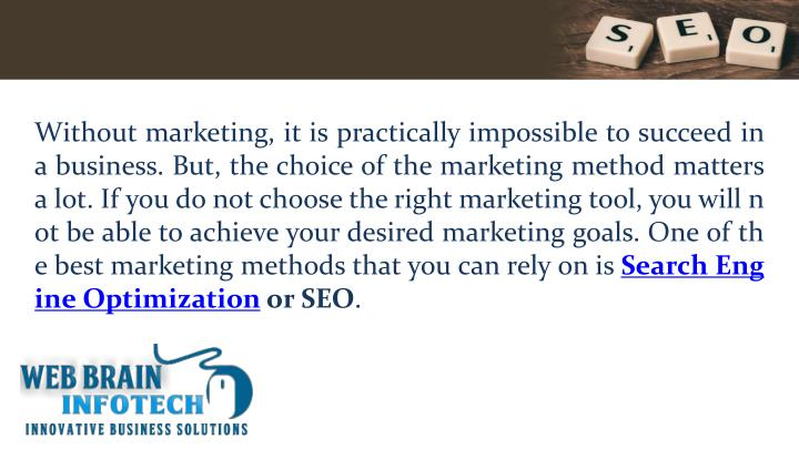 Without marketing, it is practically impossible to succeed in a business. But, the choice of the marketing method matters a lot. If you do not choose the right marketing tool, you will not be able to achieve your desired marketing goals. One of the best marketing methods that you can rely on is