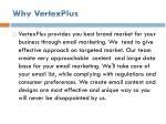 why vertexplus