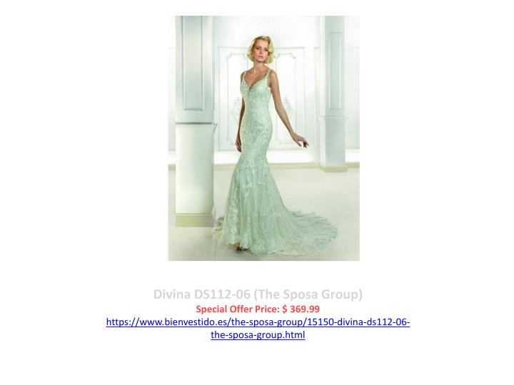 Divina DS112-06 (The Sposa Group)