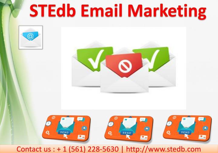 Stedb email marketing2