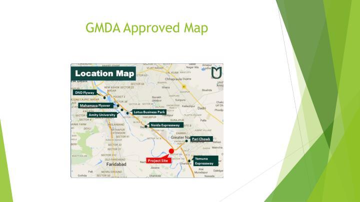 GMDA Approved