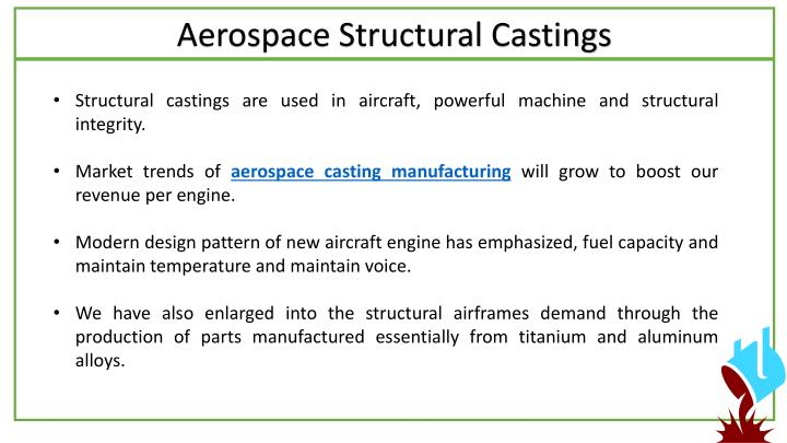 Aerospace Structural Castings
