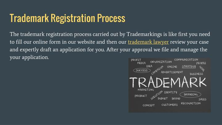 Trademark Registration Process