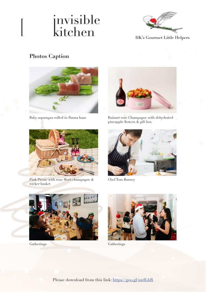 HK's Gourmet Little Helpers