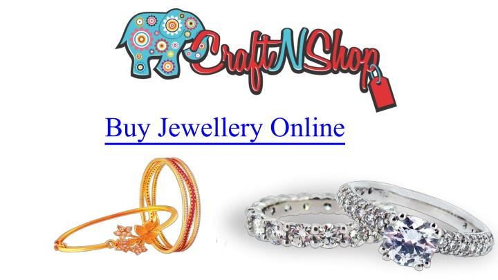 Buy jewellery o nline