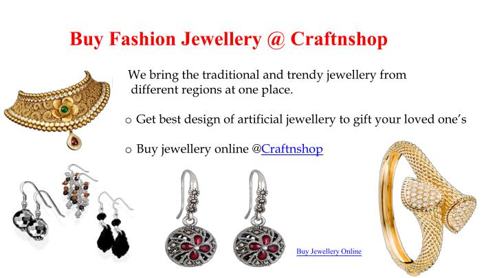 Buy Fashion Jewellery @