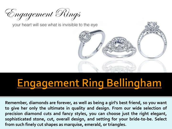 Remember, diamonds are forever, as well as being a girl's best friend, so you want to give her only the ultimate in quality and design. From our wide selection of precision diamond cuts and fancy styles, you can choose just the right elegant, sophisticated stone, cut, overall design, and setting for your bride-to-be. Select from such finely cut shapes as marquise, emerald, or triangles.