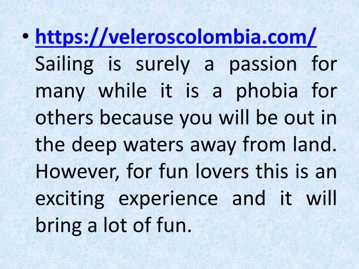 Https://veleroscolombia.com/