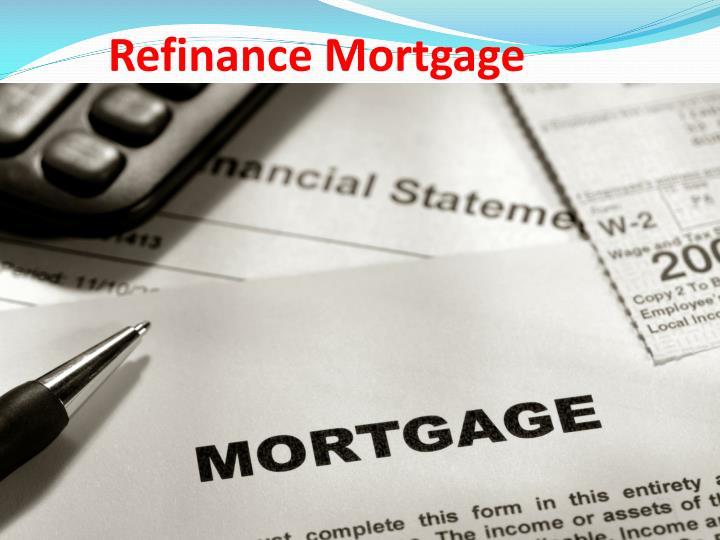 Refinance Mortgage