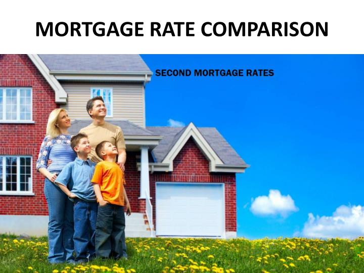 mortgage rate comparison n.