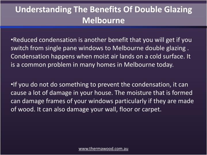 Understanding The Benefits Of Double Glazing Melbourne
