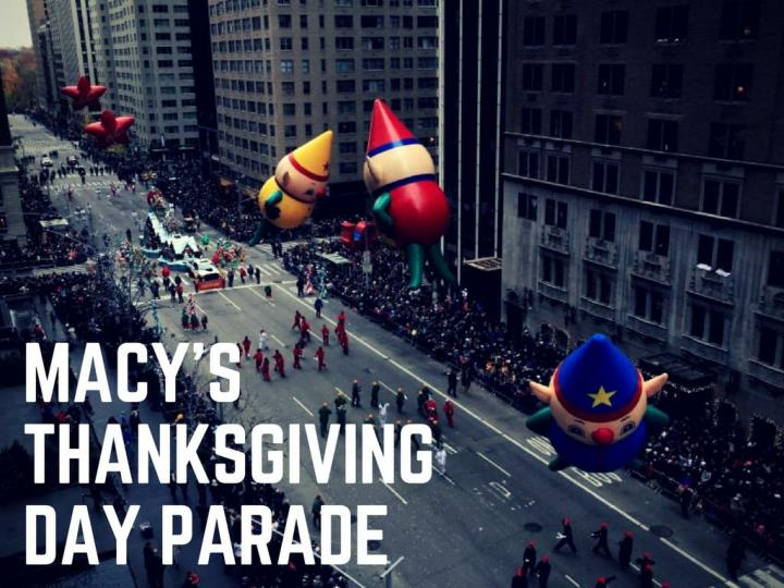 macy s thanksgiving day parade n.