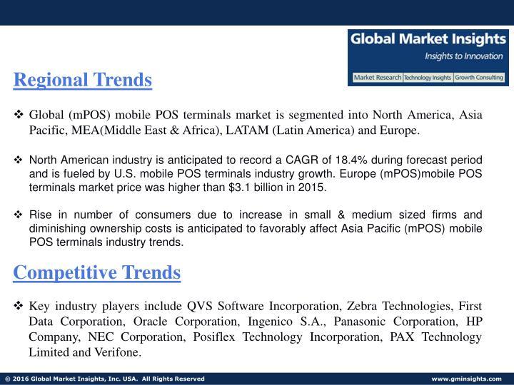 Regional Trends