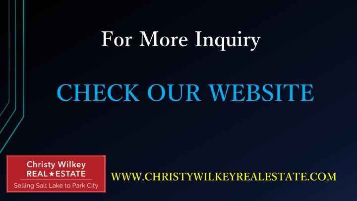For More Inquiry