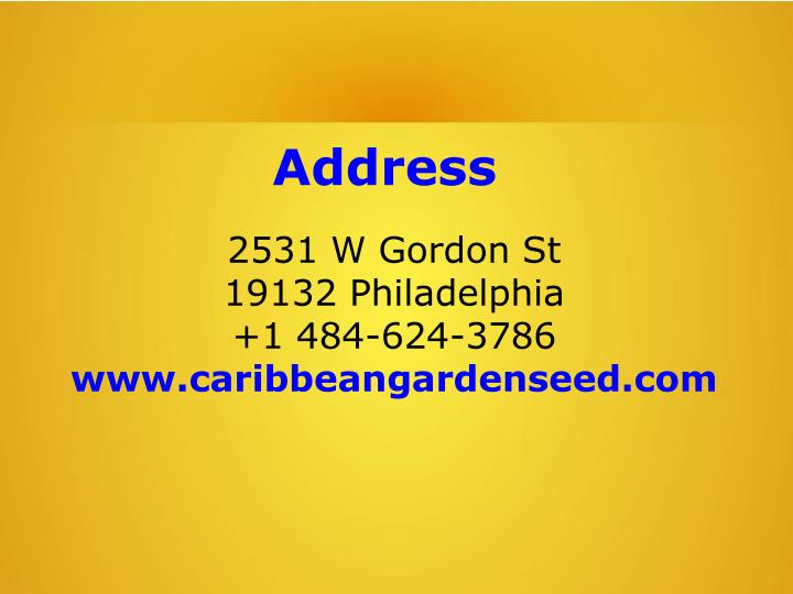 2531 W Gordon St