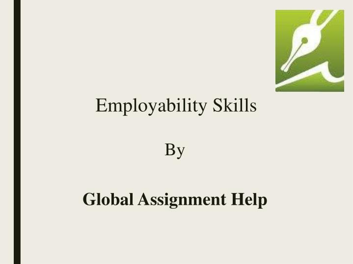 by global assignment help n.