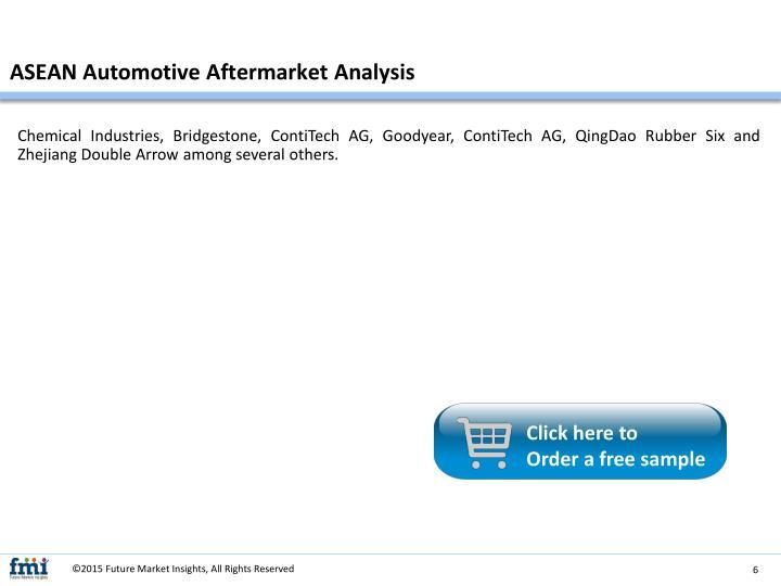 ASEAN Automotive Aftermarket Analysis