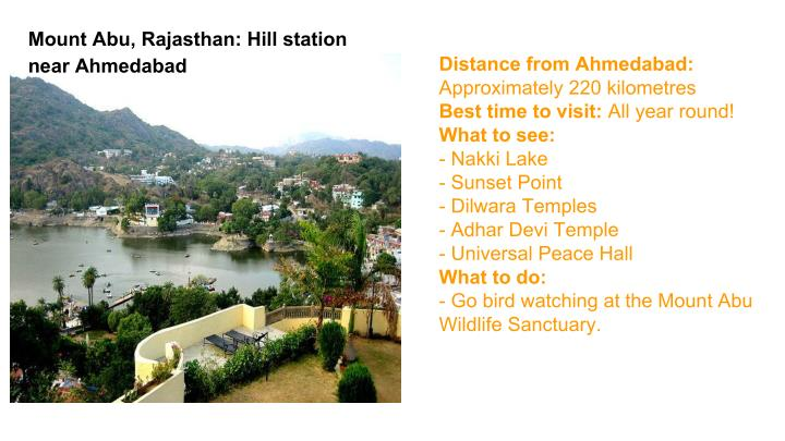 Mount Abu, Rajasthan: Hill station