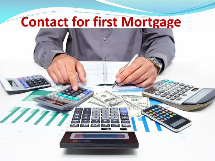 contact for first mortgage n.