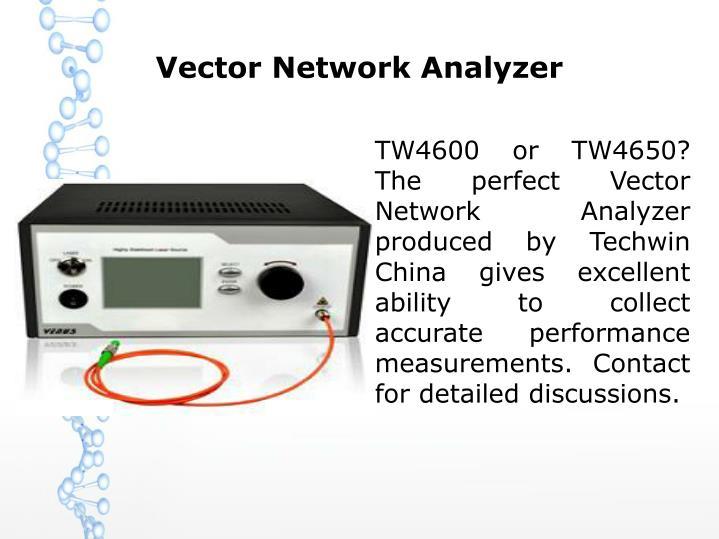 Vector Network Analyzer