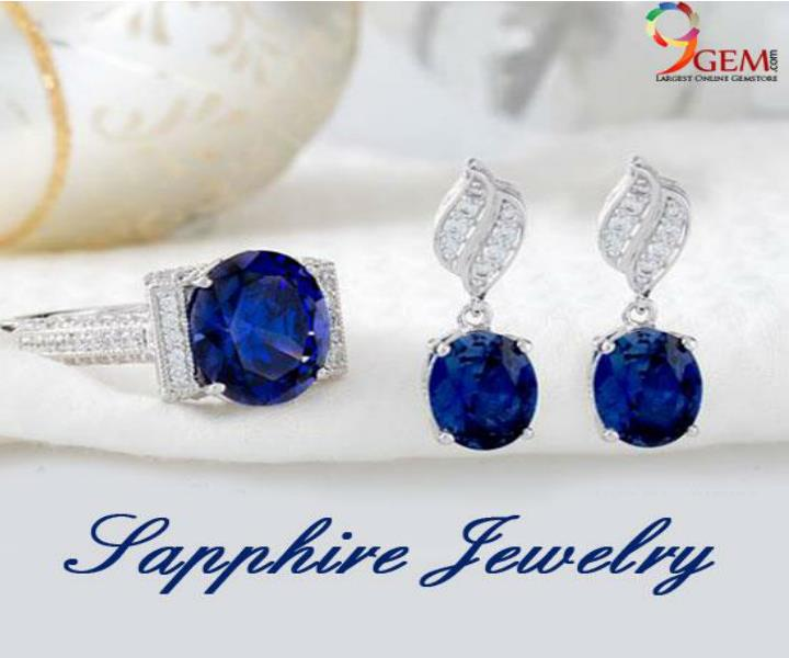 Classic gemstone jewelry items