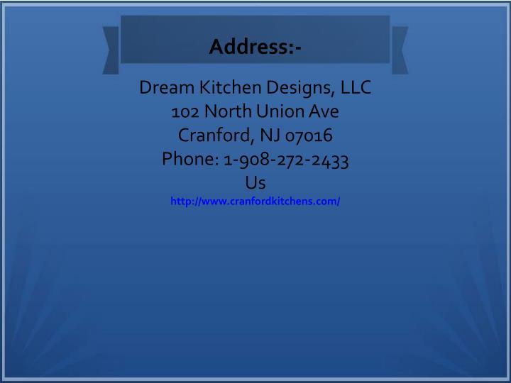 Address:-