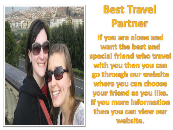 Best Travel Partner