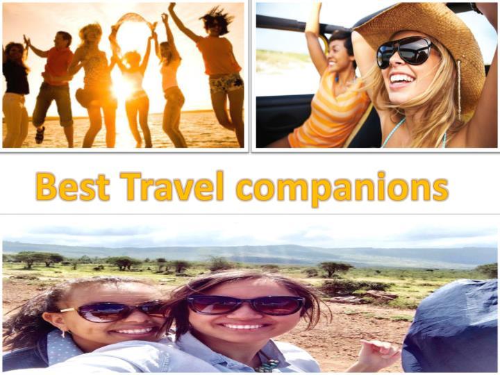 Best Travel companions