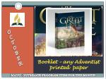 booklet any adventist printed paper